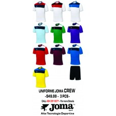 CREW JOMA UNIFORM